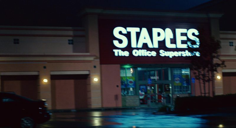 Staples Store in Click (2006) Movie Product Placement