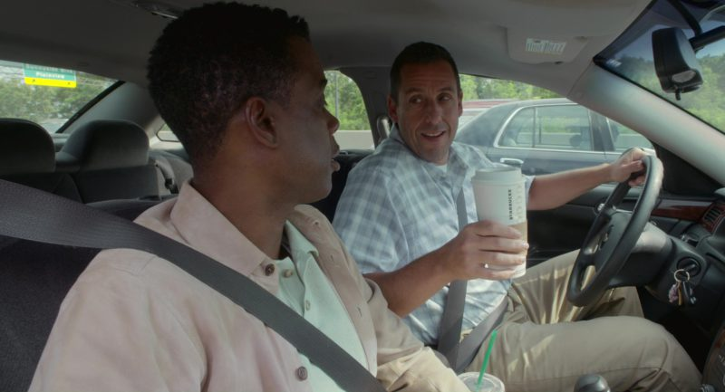 Starbucks Coffee Paper Cups in The Week Of (2018) - Movie Product Placement