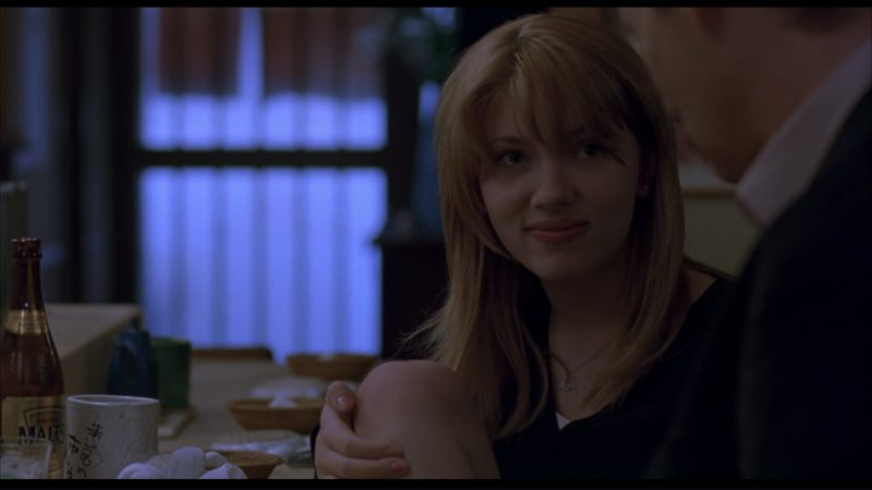 Suntory Malts Beer in Lost in Translation (2003) - Movie Product Placement