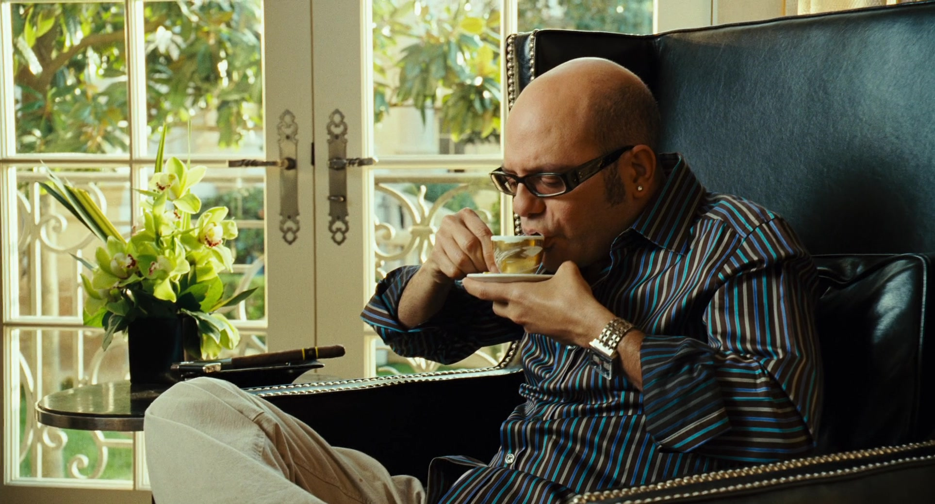 Cold Pressed Juice >> TAG Heuer Monaco Watch Worn by David Cross in Alvin and ...