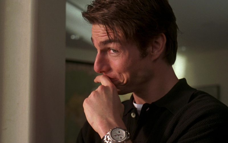 TAG Heuer Sel Chronograph Watch Worn by Tom Cruise (12)