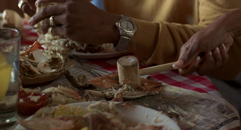 TAG Heuer Watch Worn by Cuba Gooding Jr. in Jerry Maguire (1996) - Movie Product Placement