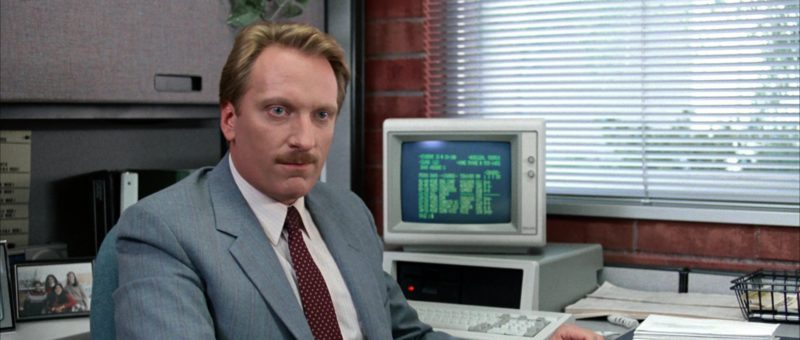 Taxan Monitor Used by Jeffrey Jones in Ferris Bueller's Day Off (1986) Movie