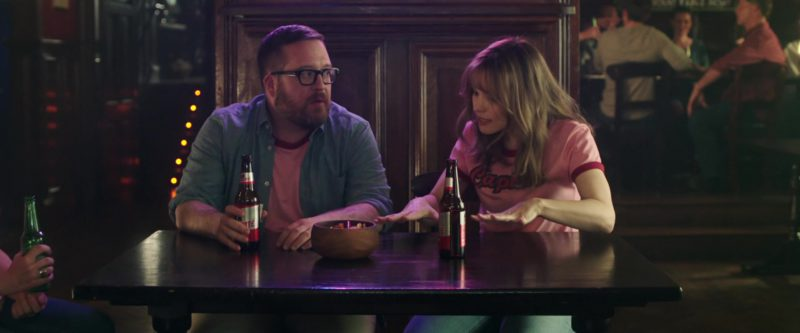 Tecate Beer in Game Night (2018) - Movie Product Placement