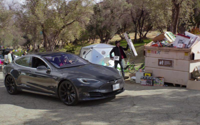 Tesla Model S Used by Kumail Nanjiani (Dinesh) (1)