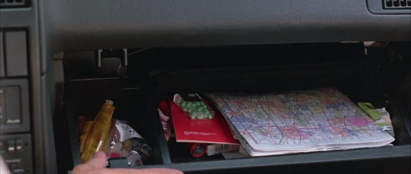 Tic Tac Mints in Ferris Bueller's Day Off (1986) Movie Product Placement