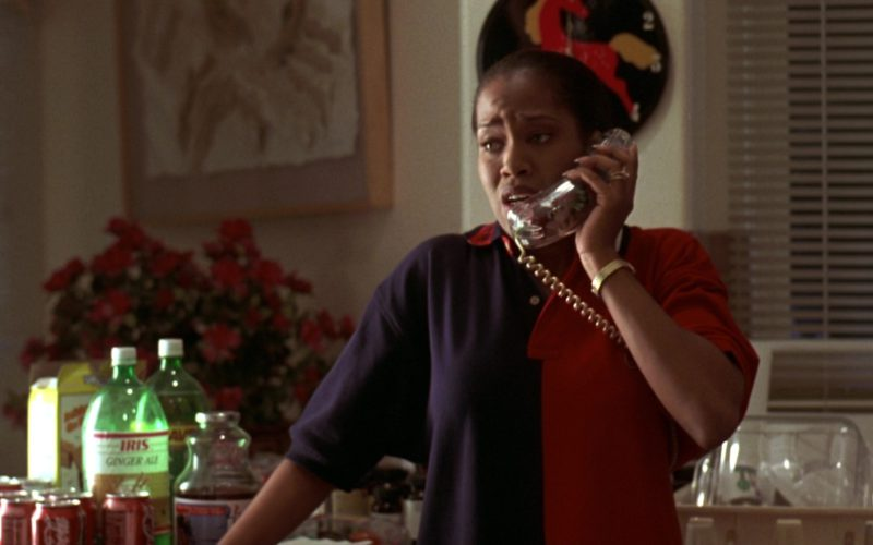 Tommy Hilfiger Polo Shirt Worn by Regina King in Jerry Maguire (11)