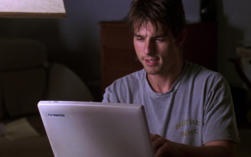 Toshiba Satellite Pro Laptop Used by Tom Cruise in Jerry Maguire (6)