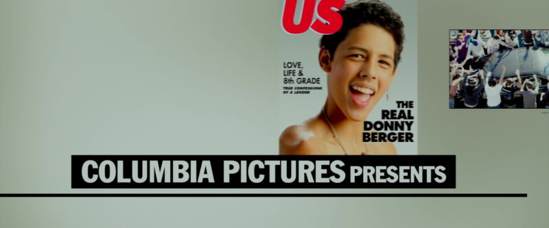 US Weekly Magazine in That's My Boy (2012) - Movie Product Placement