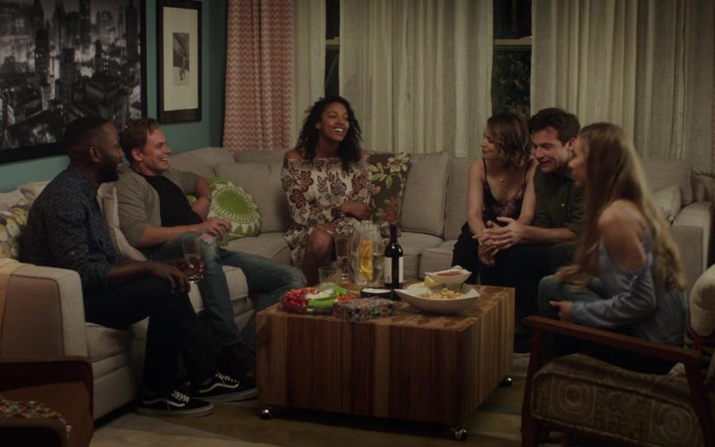 Vans Shoes Worn by Lamorne Morris in Game Night