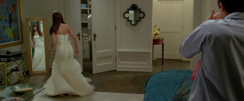 Vera Wang Bridal Dress Worn by Leighton Meester in That's My Boy (2012) - Movie Product Placement