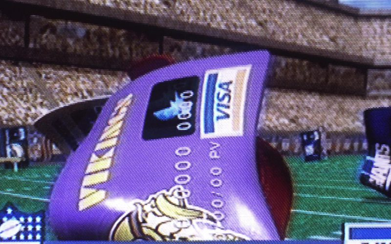 Visa Cards (TV Advertising) in Jerry Maguire (2)
