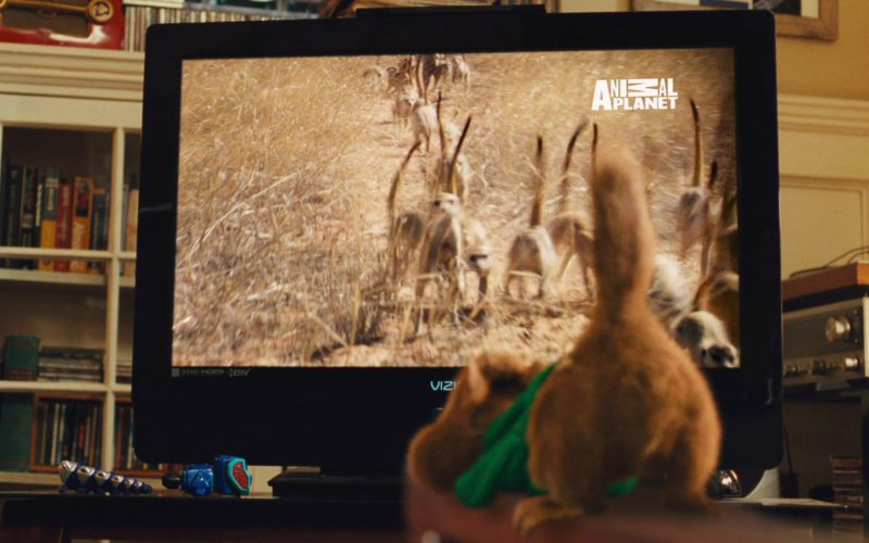 Vizio TV and Animal Planet (1)