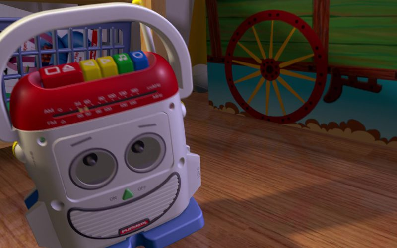 Voice Changer & Tape Recorder By Playskool in Toy Story (1)