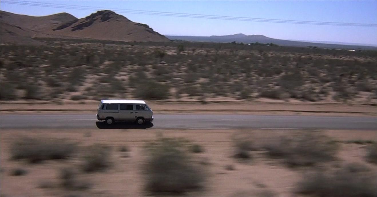 Volkswagen Vanagon Type 2 T3 Car In Mac And Me 1988 Movie Scenes