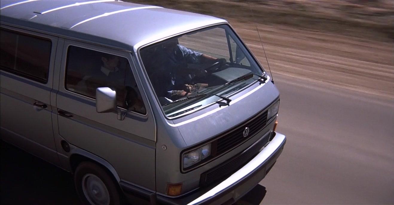 Volkswagen Vanagon Type 2 T3 Car In Mac And Me 1988 Movie