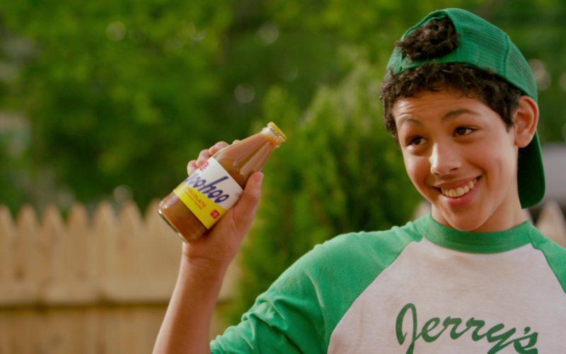 Yoo-Hoo Drinks in That's My Boy