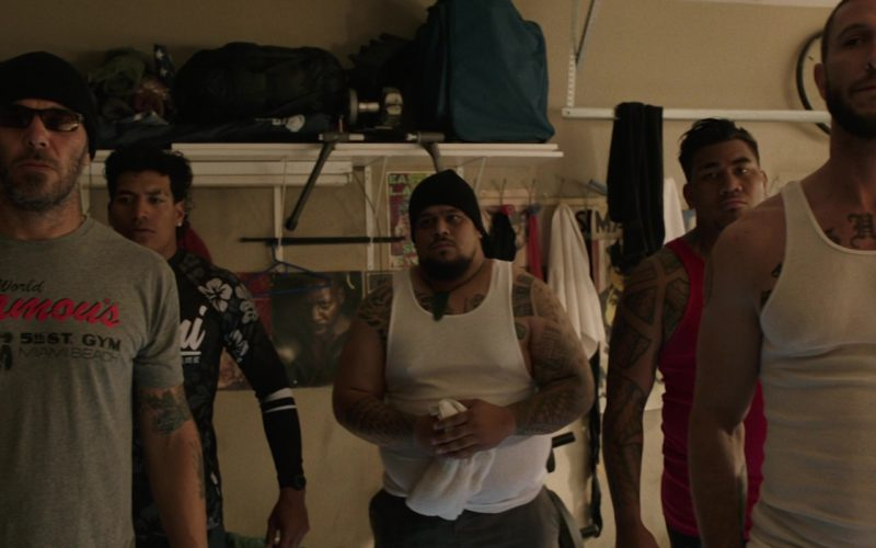 5th St. Gym T-Shirt in Den of Thieves