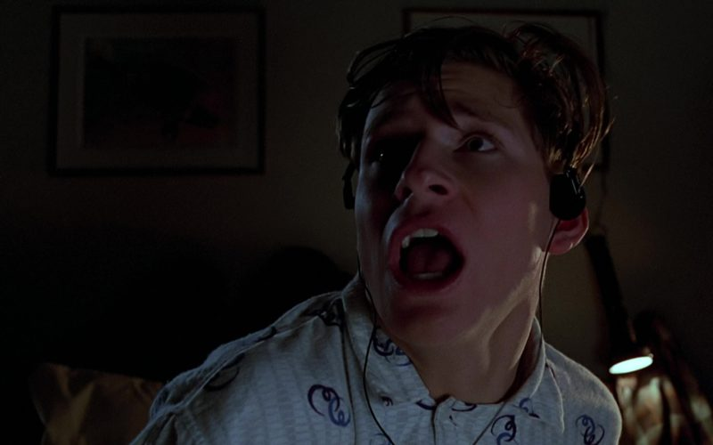 AIWA Headphones Used by Crispin Glover (George McFly)