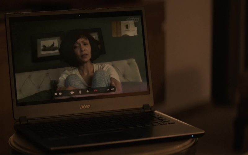Acer Laptop and Skype Used by David Oyelowo in Gringo (1)