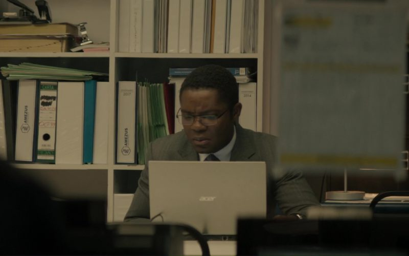 Acer Notebook Used by David Oyelowo in Gringo (1)