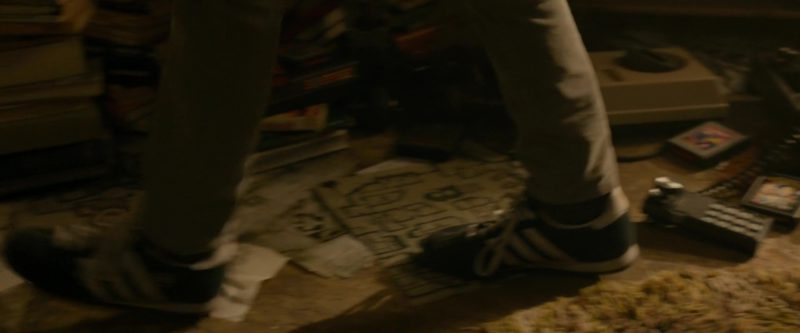 Adidas Boys Sneakers Worn by Young James Donovan Halliday in Ready Player One (2018) - Movie Product Placement