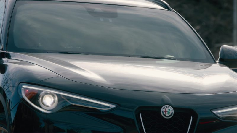 """Alfa Romeo Stelvio SUV Used by Maggie Siff in Billions: """"Elmsley Count"""" (2018) TV Show Product Placement"""