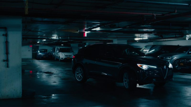 "Alfa Romeo Stelvio SUV Used by Maggie Siff in Billions: ""Elmsley Count"" (2018) TV Show Product Placement"