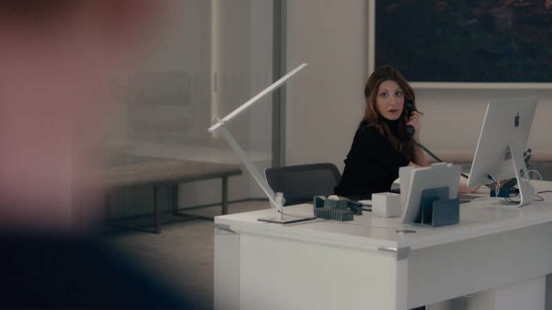 "Apple iMac Computer in Billions: ""Elmsley Count"" (2018) TV Show Product Placement"