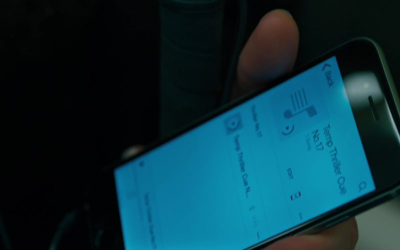 Apple iPhone Used by Natalie Dormer in In Darkness