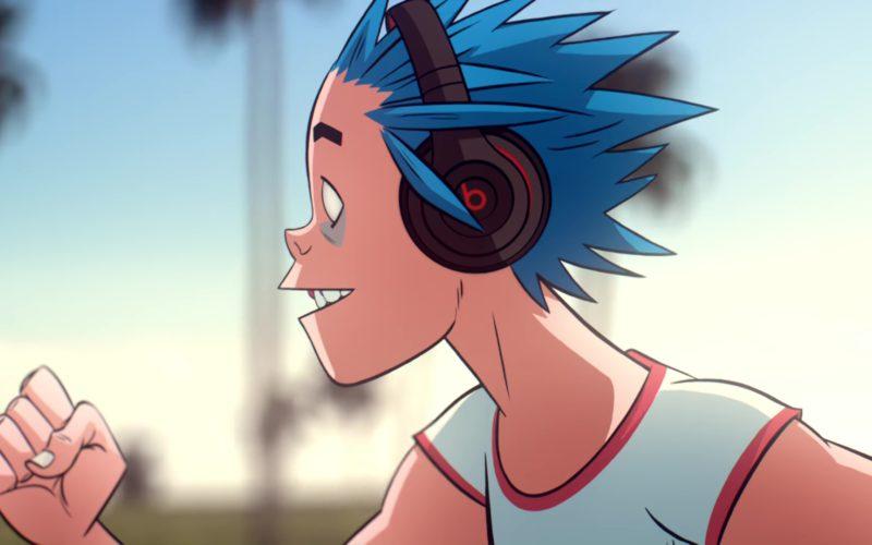 Beats Headphones in Humility by Gorillaz (1)