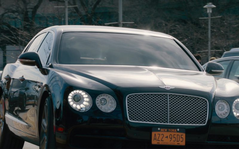 Bentley Mulsanne Used by Damian Lewis in Billions