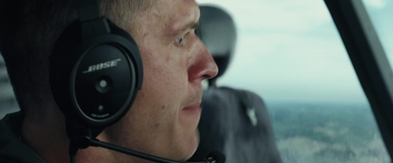 Bose Headsets in Rampage (2018) Movie Product Placement
