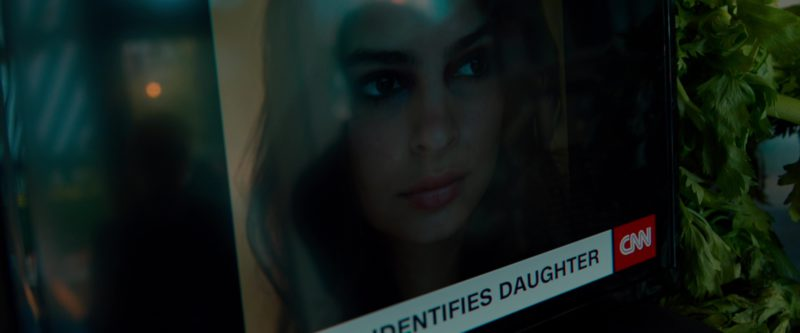 CNN Channel in In Darkness (2018) Movie Product Placement