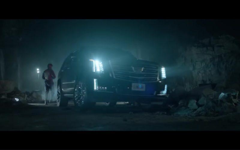 Cadillac Escalade SUV in The Predator (2018)