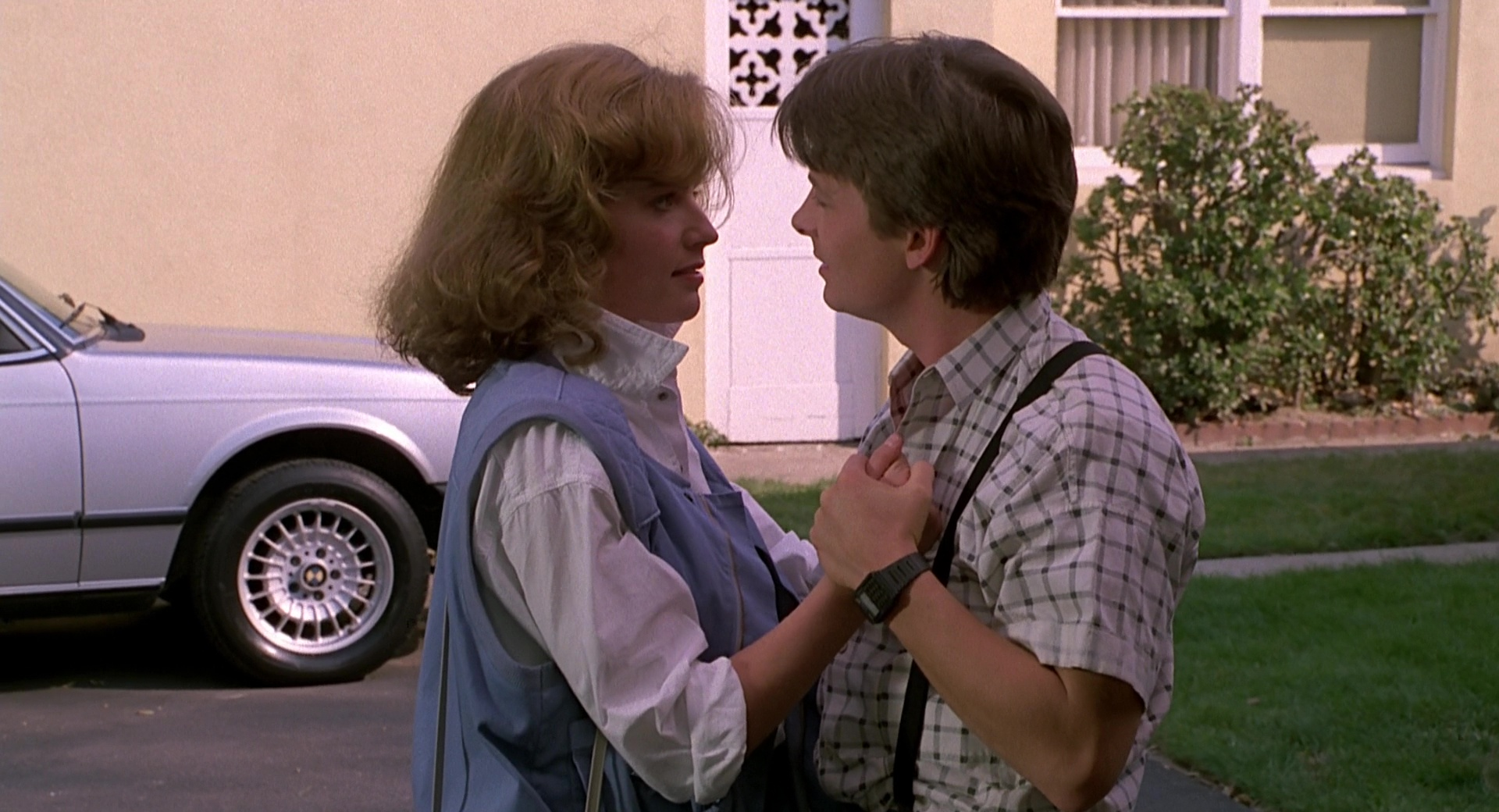 casio watch used by michael j fox marty mcfly in back to the future part 2 1989 movie. Black Bedroom Furniture Sets. Home Design Ideas