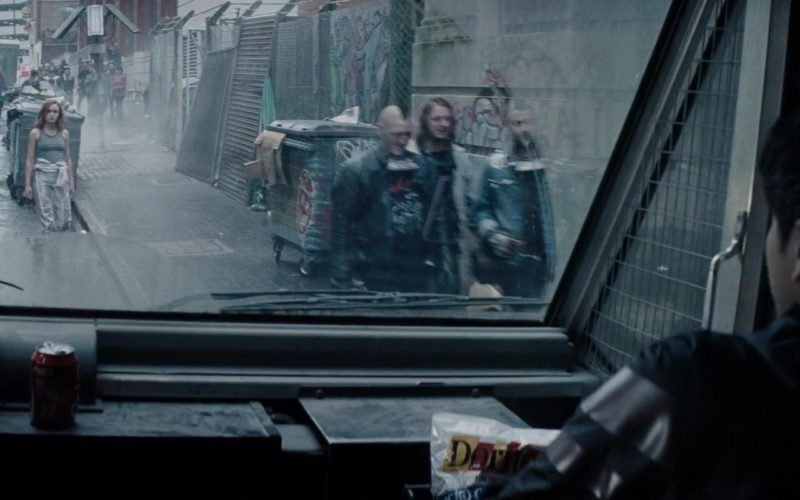 Coca-Cola and Doritos Chips in Ready Player One (1)