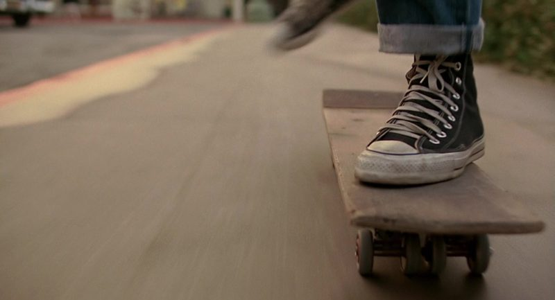 Converse Shoes Worn by Michael J. Fox (Marty McFly) in Back to the Future (1985) Movie Product Placement
