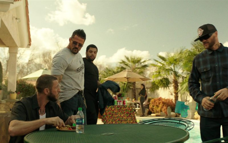 Dasani Mineral Water in Den of Thieves (1)