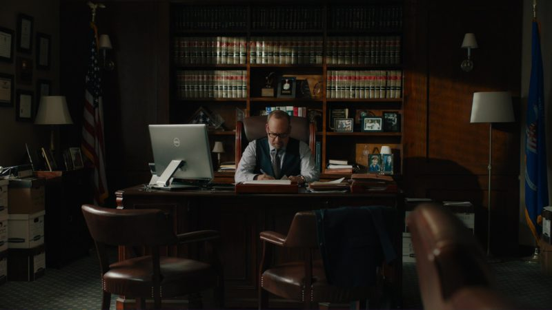 "Dell All-in-One Computer Used by Paul Giamatti in Billions: ""Redemption"" (2018) TV Show Product Placement"