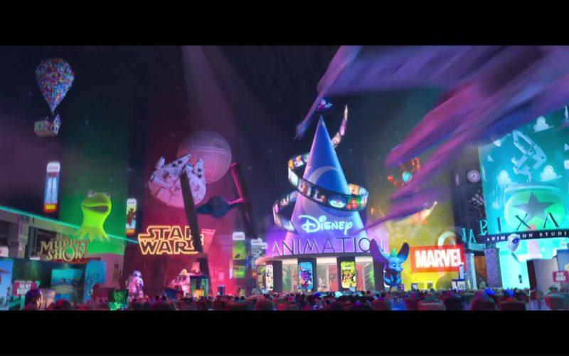 Disney, Marvel and Pixar in Ralph Breaks the Internet Wreck-It Ralph 2 (1)