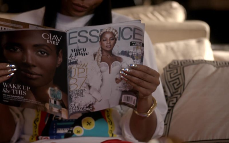 Essence Magazine and Olay in Empire