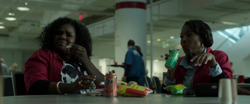 Fanta, Sprite and UTZ Chips in Den of Thieves (2018) - Movie Product Placement
