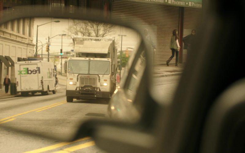 FedEx Truck in Den of Thieves