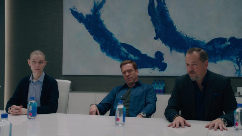 "Fiji Mineral Water Bottles in Billions: ""Icebreaker"" (2018) TV Show Product Placement"