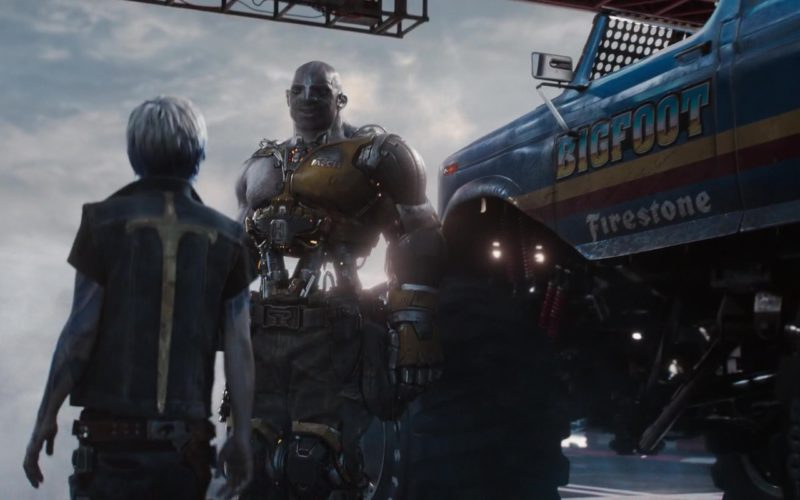 Firestone and Summit Racing Equipment Stickers in Ready Player One (1)