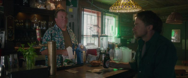 Fosters Beer in Welcome to Marwen (2018) Movie Product Placement