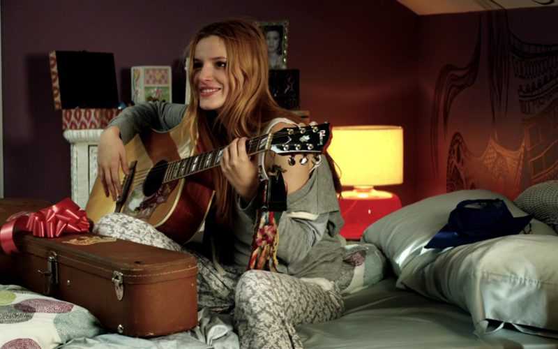 Gibson Guitar Used by Bella Thorne in Midnight Sun (1)