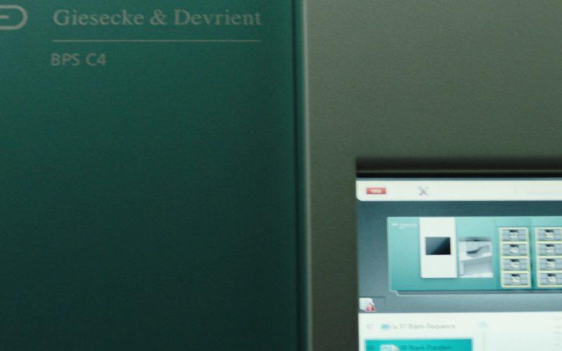 Giesecke & Devrient in Den of Thieves