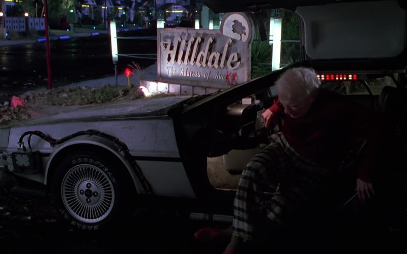 Goodyear Tires in Back to the Future Part 2 (1989)